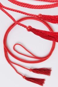 Zingulum mit roten...