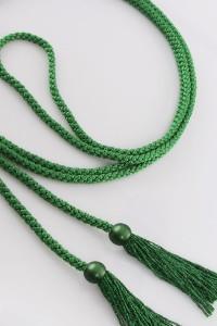Zingulum mit grünen...