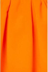 Material: Orange