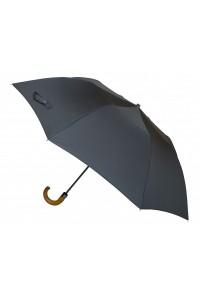 Männliche Regenschirm im...