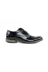 Schwarze Schuhe mit...