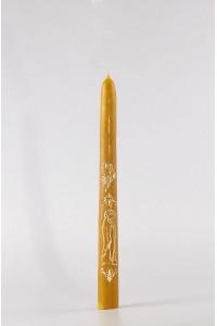 Kerze für das Dreikönigsfest [G8]