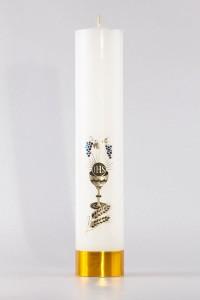 Kommunion - Altar-Kerze [K9]