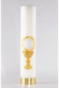Kommunion - Altar-Kerze [K5]
