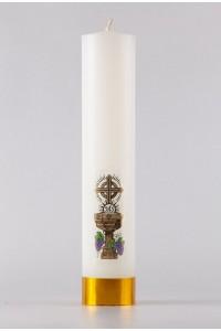 Kommunion - Altar-Kerze [K1]