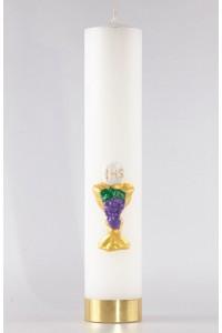 Kommunion - Altar-Kerze [K2]