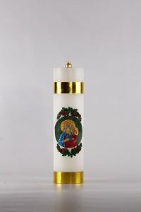 Altarkerze aus Öl [OL-3]