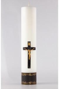 Kerze für den Begräbnisaltar [Pg1]