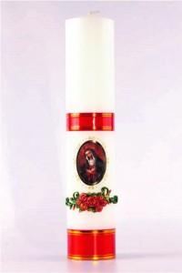 Die Altarkerze der Maria [O-12]