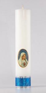 Marienaltarkerzen - Kerzen - LiturgischeKleidung.de