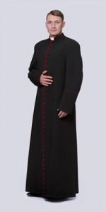 Prälatensoutane - Soutanen - LiturgischeKleidung.de