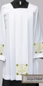 Chorröcke mit Stickerei - Chorrock - LiturgischeKleidung.de