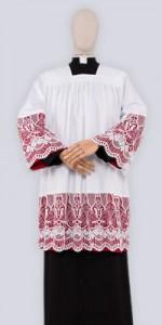Gewänder für Prälaten - LiturgischeKleidung.de