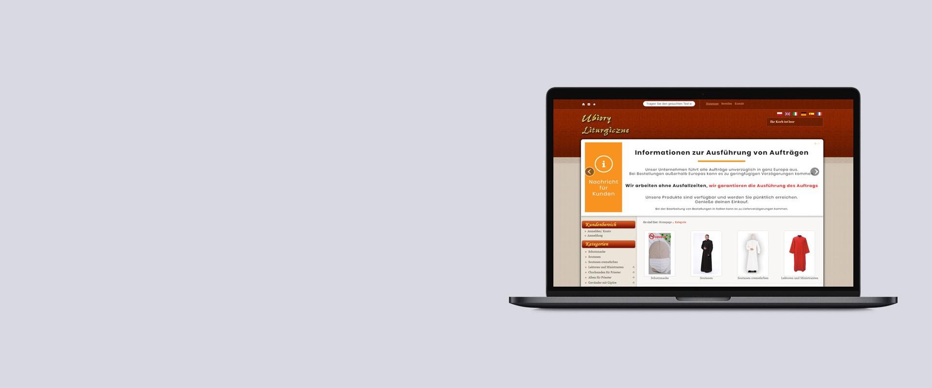 Willkommen auf unserer neuen Website